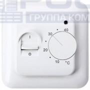 Механический терморегулятор для теплого пола MST-1