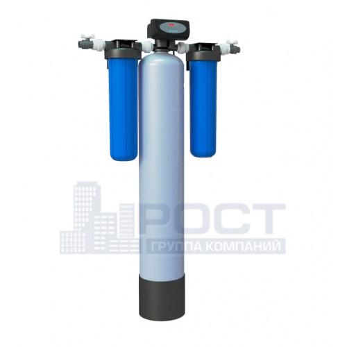 СИСТЕМА обезжелезивания воды AquaFerrum 13a