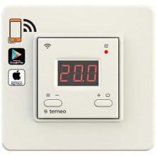 Электронный терморегулятор Terneo AX с Wi-Fi Бежевый